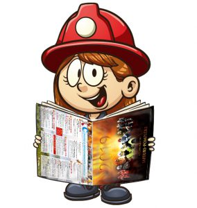 Calendrier des Sapeurs Pompiers