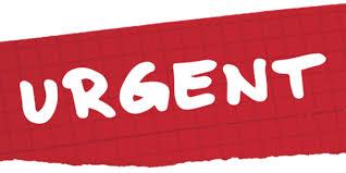 URGENT – PORTAIL FAMILLE A METTRE A JOUR !