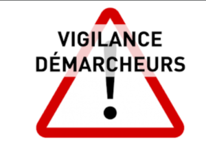 ⚠️ ATTENTION Démarchage !! ⚠️
