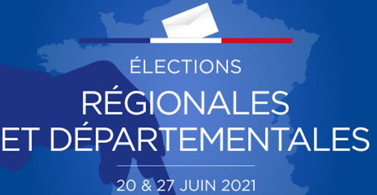 Résultats Elections départementales et Régionales 2021